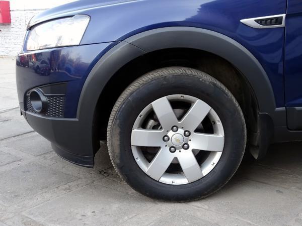 Chevrolet Captiva MT año 2012