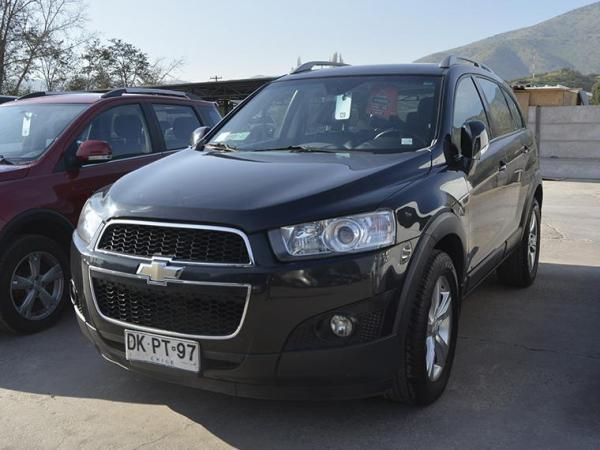 Chevrolet Captiva CAPTIVA III LT AWD AT año 2012