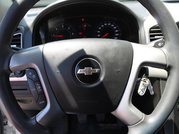 Chevrolet Captiva CAPTIVA II LS 2.2 año 2012