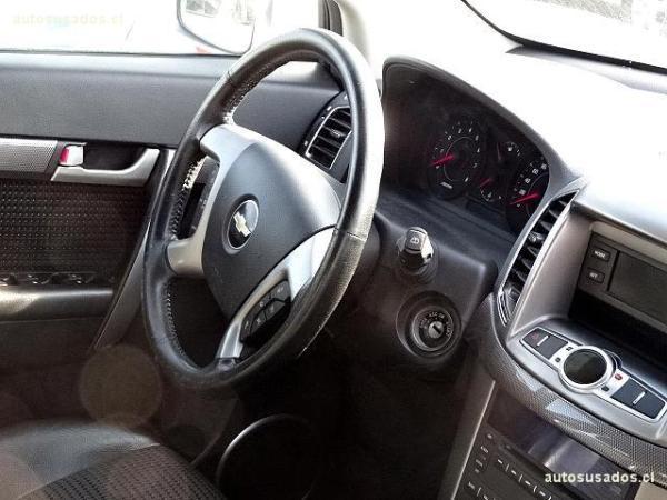 Chevrolet Captiva II LT año 2012