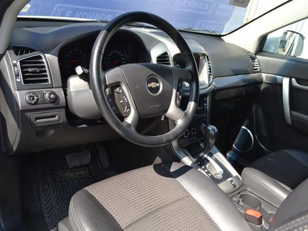 Chevrolet Captiva III LT-SA 2.4 AT AC año 2013