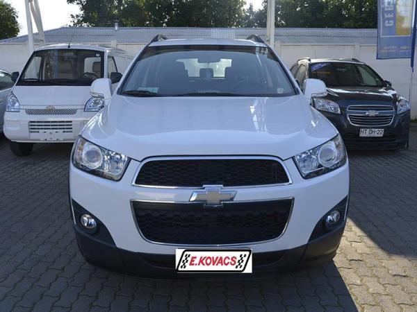 Chevrolet Captiva ls año 2013