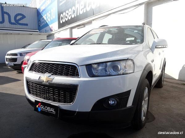 Chevrolet Captiva III LS 2.4 FWD año 2013