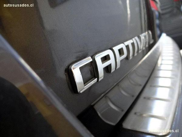 Chevrolet Captiva III LT AWD año 2013
