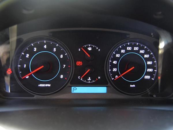 Chevrolet Captiva III LT SA FWD 2.4 año 2013