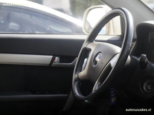 Chevrolet Captiva LS 2.4 año 2013