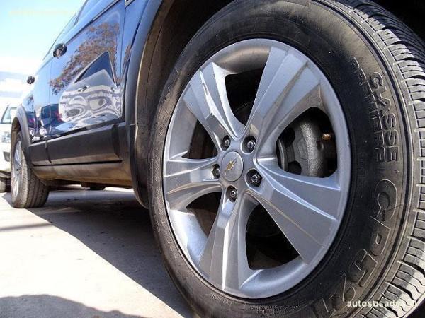 Chevrolet Captiva LT año 2013