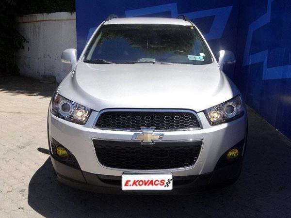 Chevrolet Captiva 2.4 año 2013