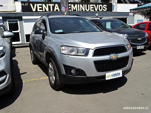 Chevrolet Captiva III LS año 2013
