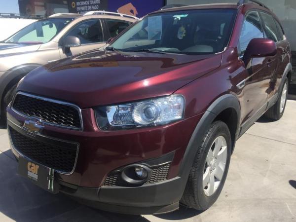 Chevrolet Captiva 2.4 MT AC año 2013