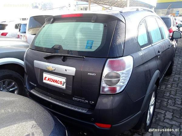 Chevrolet Captiva 2.4 AT año 2013