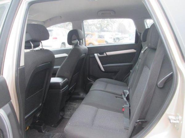 Chevrolet Captiva III LS FWD 2.2 año 2013