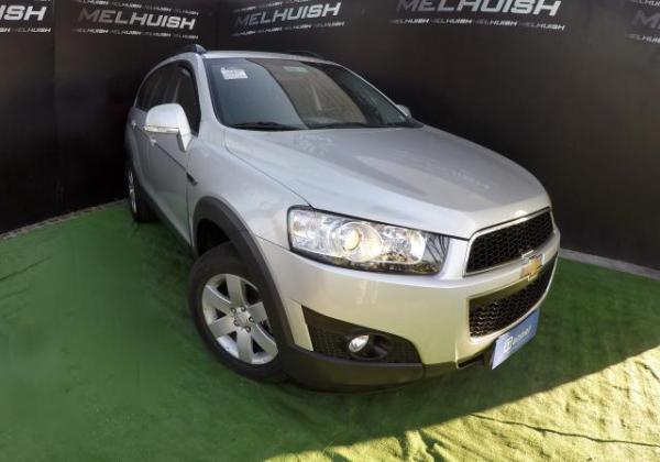 Chevrolet Captiva DUENA año 2013