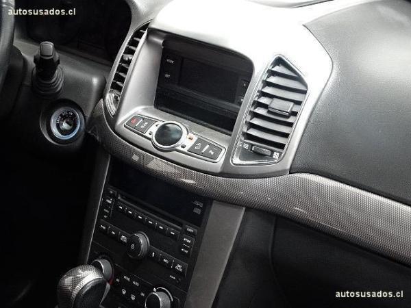 Chevrolet Captiva LT AWD año 2013
