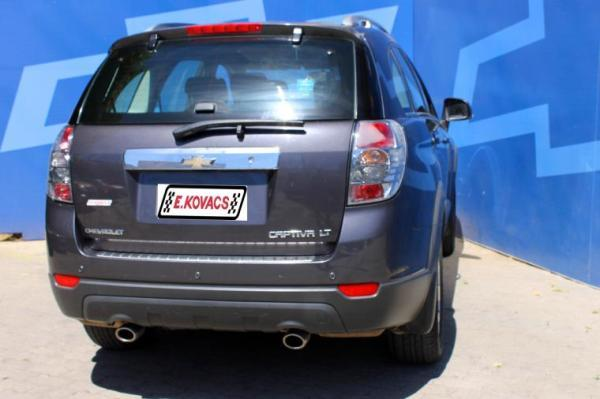 Chevrolet Captiva III LT SA 2.4 AT año 2013