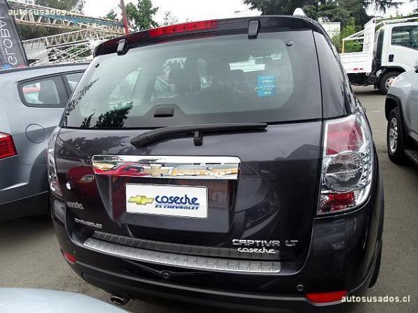 Chevrolet Captiva III LT año 2013