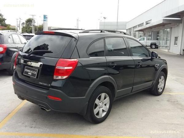 Chevrolet Captiva LS 2.4 6MT año 2014