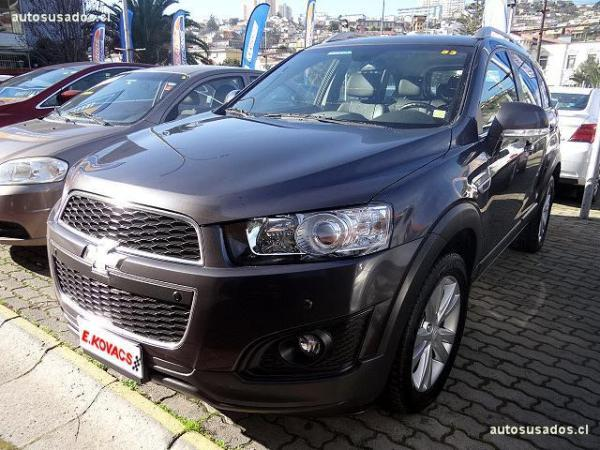 Chevrolet Captiva 2.2 AT año 2014
