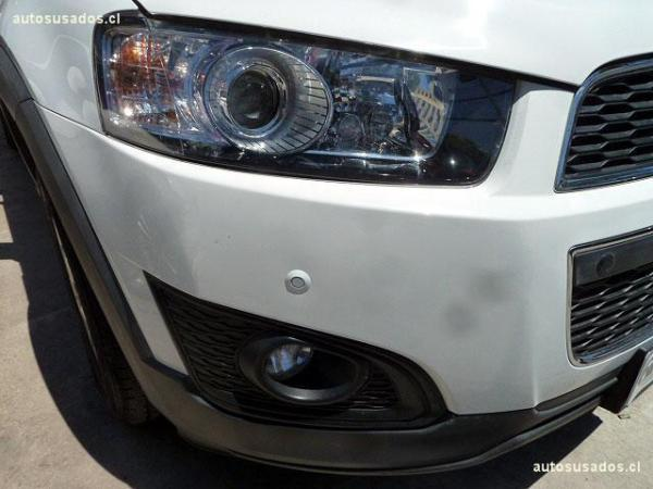 Chevrolet Captiva LT SA 2.4 año 2014