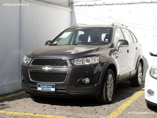 Chevrolet Captiva III LT AWD AT año 2014