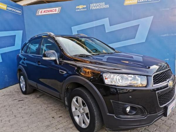 Chevrolet Captiva IV LT SA 2.4 AT año 2014