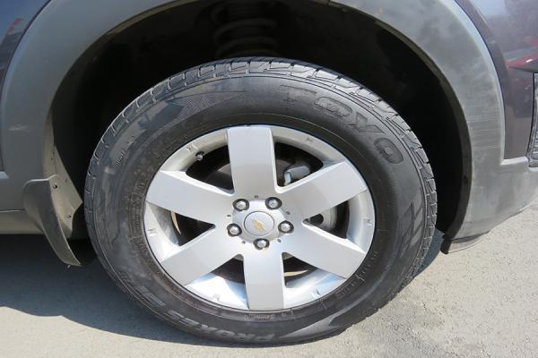 Chevrolet Captiva LS año 2014