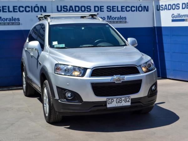 Chevrolet Captiva IV LT AWD 2.4 MT año 2014