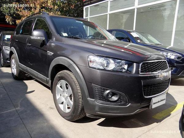 Chevrolet Captiva II LS 2.2 año 2014