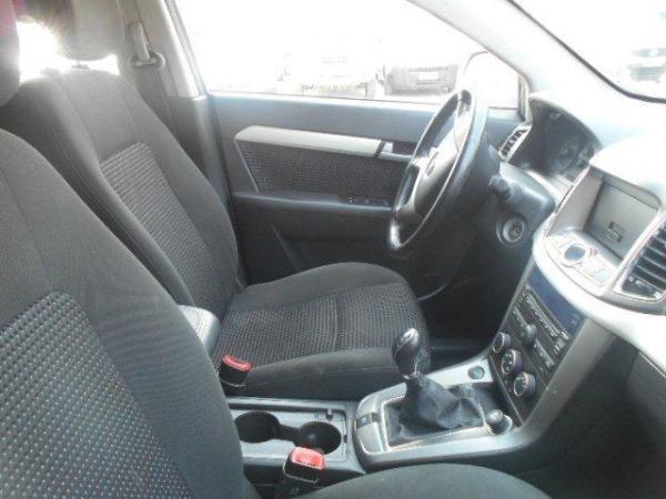Chevrolet Captiva LS SU 2.2 año 2014