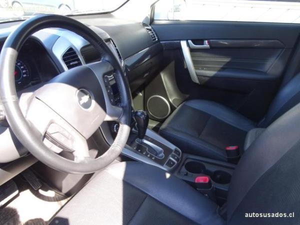 Chevrolet Captiva AWD 6 AT año 2014