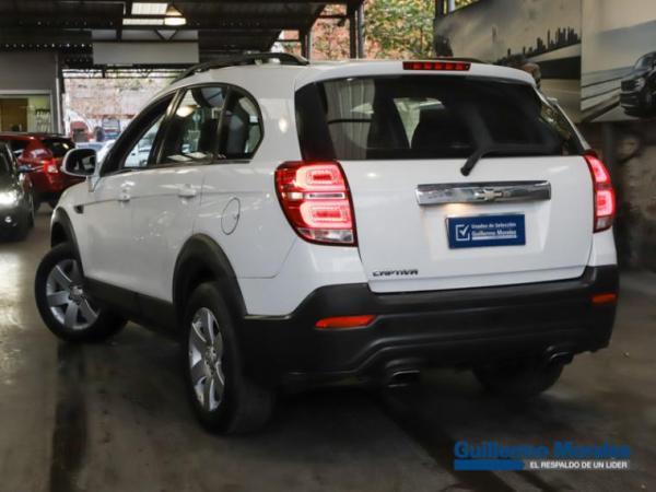Chevrolet Captiva LS 2.4 SUV 4X2 GASOLINA año 2014