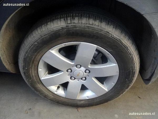 Chevrolet Captiva LT año 2014