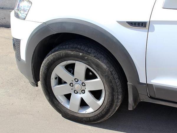 Chevrolet Captiva LS 2.2 MT año 2014