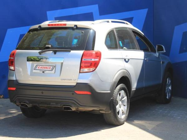 Chevrolet Captiva IV LT SA 2.4 AT año 2014