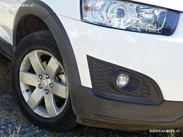 Chevrolet Captiva LS 2.2 año 2014