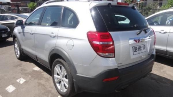 Chevrolet Captiva  año 2014