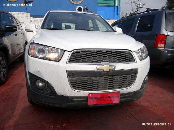 Chevrolet Captiva 5LT año 2015