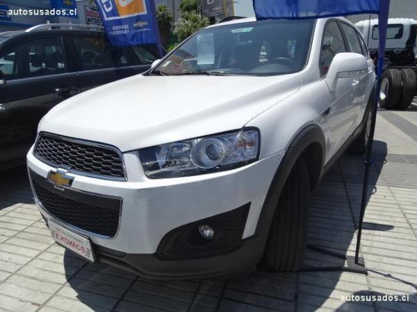 Chevrolet Captiva LS 2.4L FW año 2015