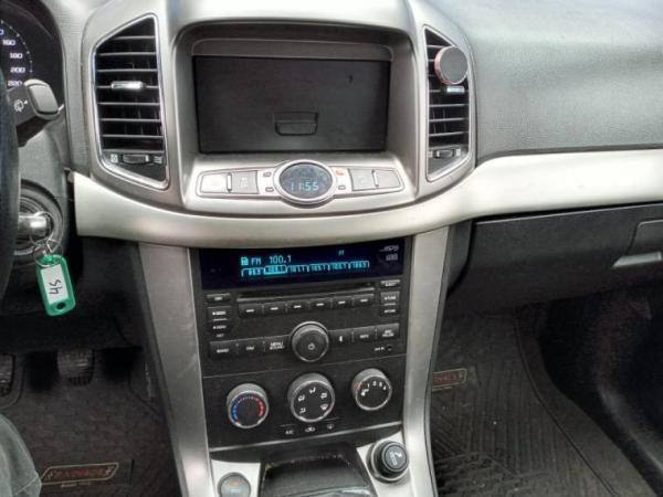 Chevrolet Captiva LS 2.2 año 2015