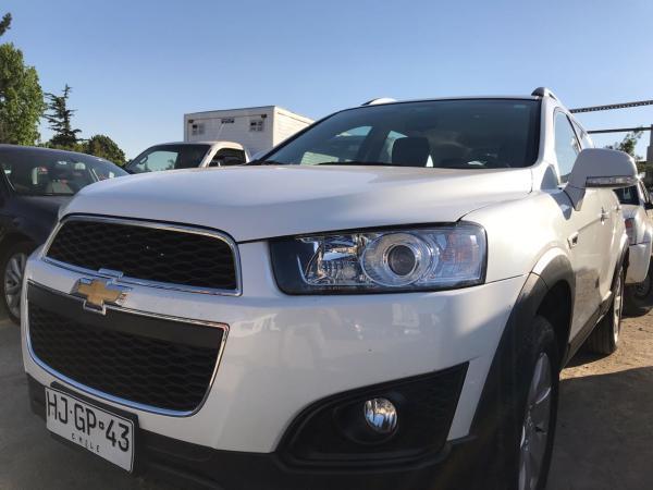 Chevrolet Captiva 2.4 LS año 2015