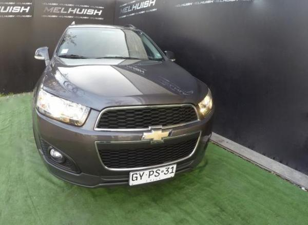 Chevrolet Captiva DUENO AL año 2015