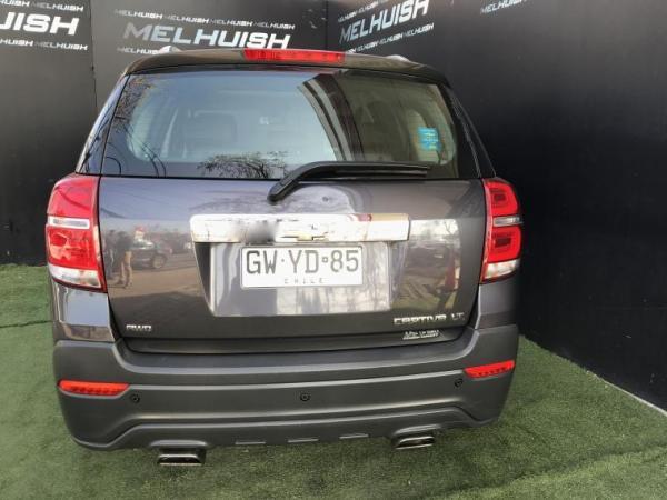 Chevrolet Captiva DE año 2015