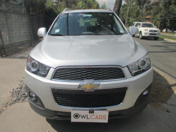 Chevrolet Captiva Lt Awd 2.2 Mt año 2016