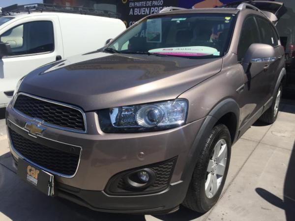 Chevrolet Captiva 2.4 MT AC año 2016