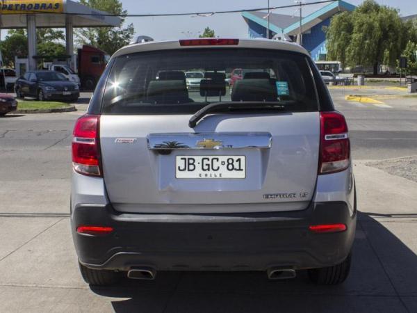 Chevrolet Captiva LT SA 2.4 AT año 2016