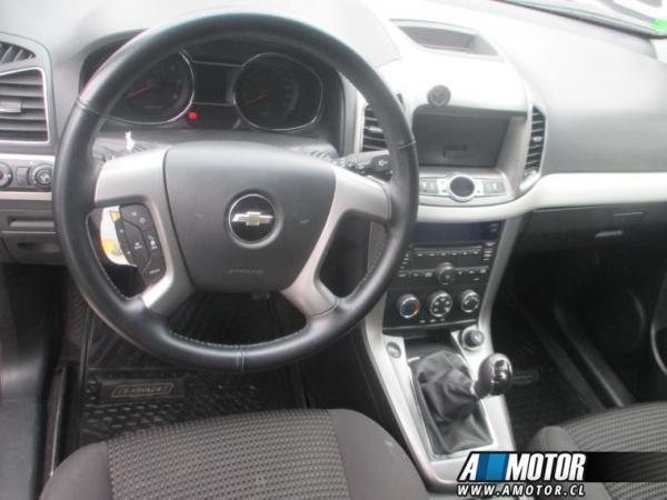 Chevrolet Captiva Ls 2.0 Mt Dsl año 2016