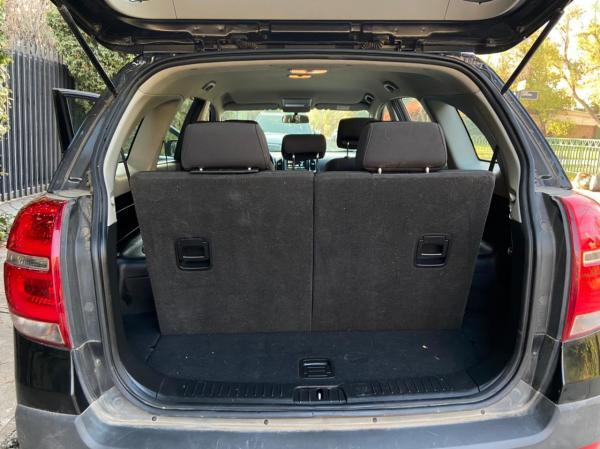 Chevrolet Captiva LS año 2016