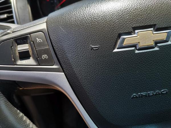 Chevrolet Captiva CAPTIVA LS 2.4 año 2017