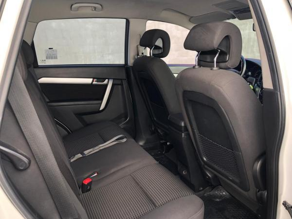 Chevrolet Captiva 2.2 LS DSL año 2017