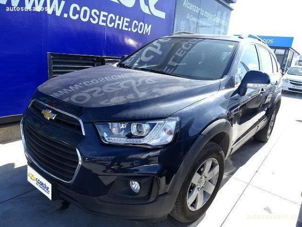 Chevrolet Captiva FWD año 2018